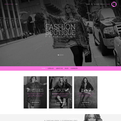 Fashion Store Responsive VirtueMart Template