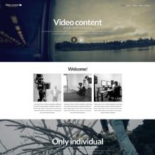 Video Lab Responsive Website Template