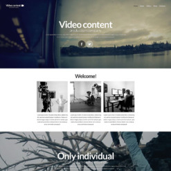 Video Lab Responsive Website Template