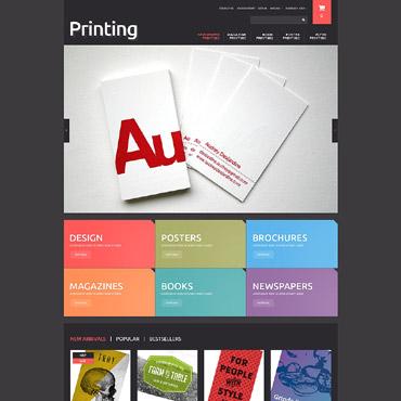 Print Shop Responsive PrestaShop Theme