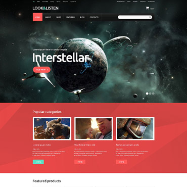 Video Lab Responsive WooCommerce Theme