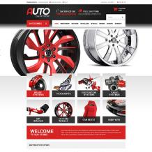 Auto Parts OsCommerce Template