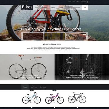 Cycling Responsive PrestaShop Theme