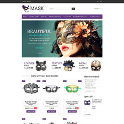 Holiday Responsive PrestaShop Theme