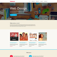 Web Design Muse Template