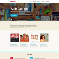 Web Design Muse Template