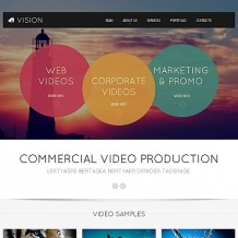 Video Lab Moto CMS HTML Template