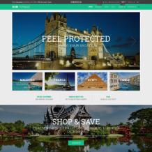 Travel Agency Responsive Shopify Theme