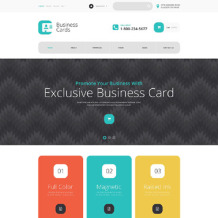 Business Responsive WooCommerce Theme