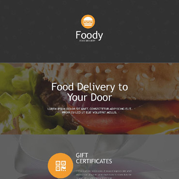 Delivery Services Responsive Newsletter Template