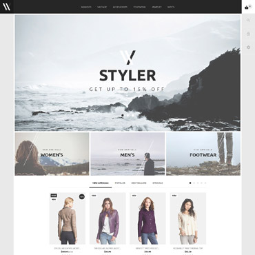 Apparel Responsive PrestaShop Theme