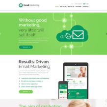 Business Responsive Website Template
