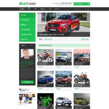 Car Rental Responsive WooCommerce Theme