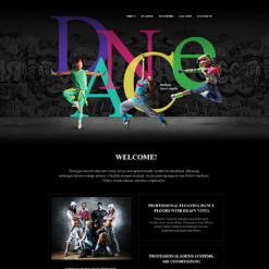 Night Club Muse Template