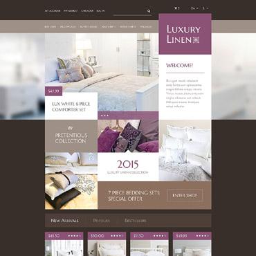 Linen & Lace Responsive PrestaShop Theme