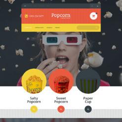 Food Store Responsive OpenCart Template