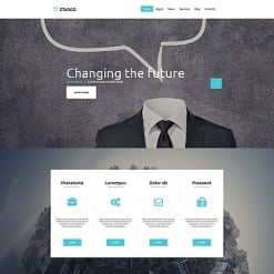 Business Moto CMS HTML Template