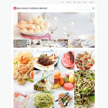Catering Responsive WordPress Theme