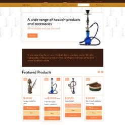 Tobacco Responsive Shopify Theme