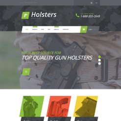 Hunting Responsive Shopify Theme