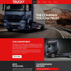 Transportation PSD Template