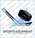 Hockey Logo Template