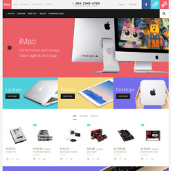 Computer Store Responsive OpenCart Template