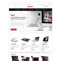 Computer Store Responsive Magento Theme