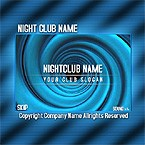 Night Club Flash Intro Template