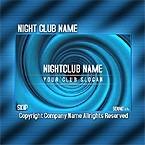 Night Club Flash Intro Template