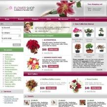 Flower Shop SWiSH Template